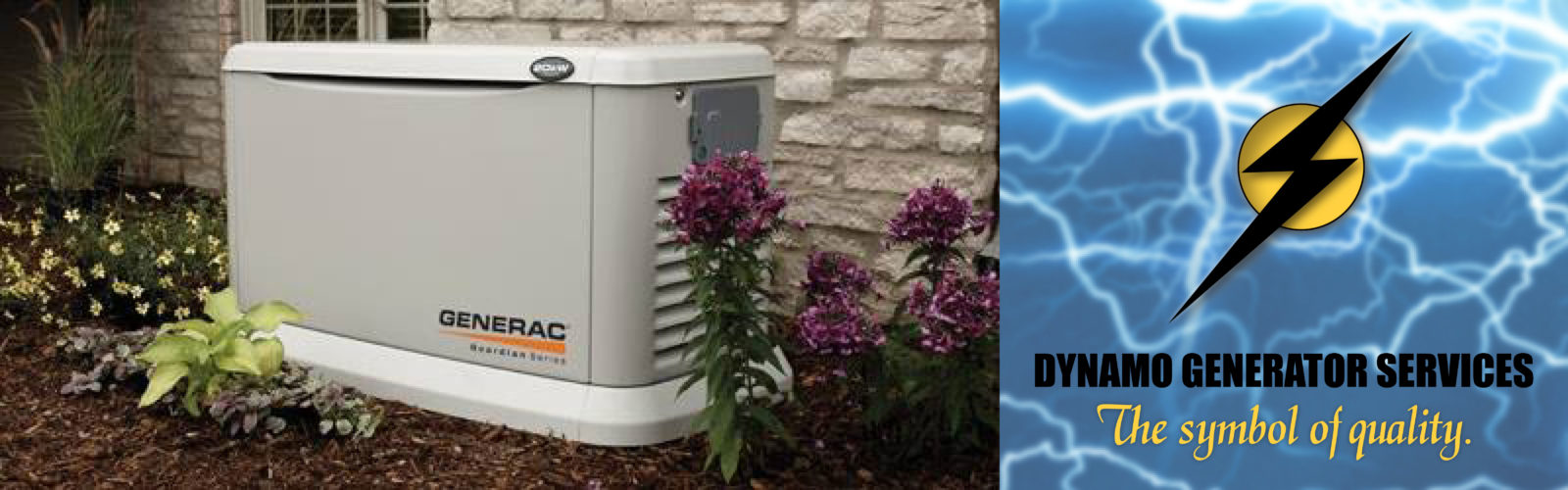 Dynamo Electric - Generac Whole House Generator Distributor - Williamsburg Area of VA