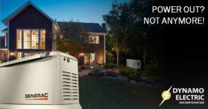 Dynamo Electric - Authorized power generator distributor for Generac Generators