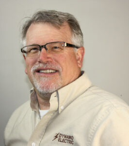 Paul Brinkley - Owner of Dynamo Electric - Williamsburg VA