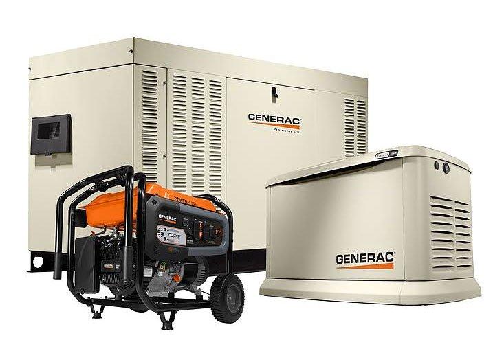 Generac Generators - Dynamo Electric - Williamsburg VA